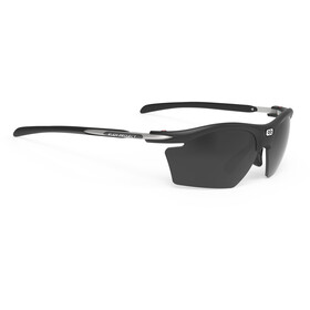 Rudy Project Rydon Slim Okulary rowerowe, matte black - rp optics smoke black